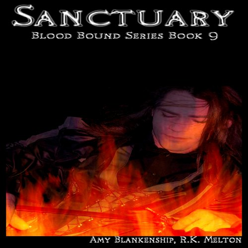 Sanctuary  By  cover art