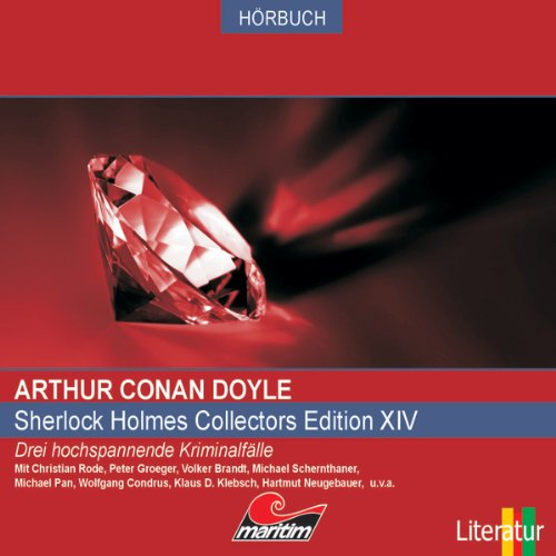 Couverture de Sherlock Holmes Collectors Edition XIV