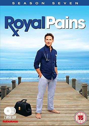 Royal Pains - Series 7 (2 DVDs)