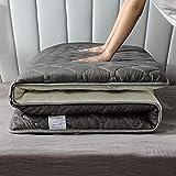 Nuiik-C22x Materasso Giapponese Futon Tatami Materasso per Dormire Materasso da Pavimento, Materasso Pieghevole per dormitorio per Studenti, Materasso...