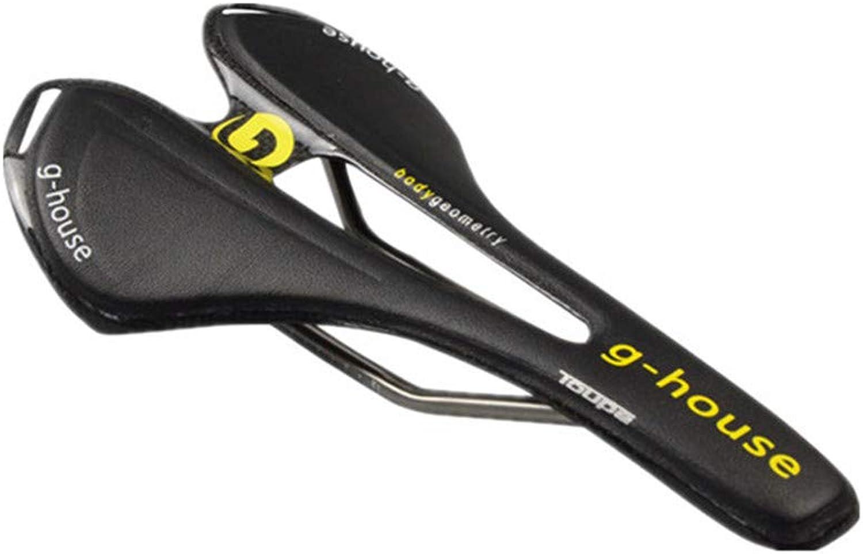 Aiya All Carbon Fiber Mountain Bike Cushion Yellow