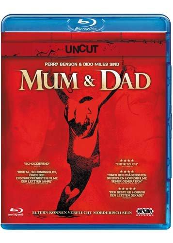 Mum & Dad (Blu-Ray) (UNCUT Version) in der um 4 Minuten längeren Version