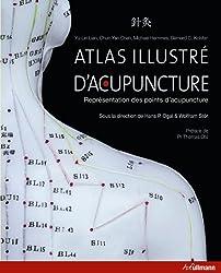 Atlas illustré d'acupuncture par Yu-Lin Lian, Chun-Yan Chen, Michael Hammes, Bernard C. Kolster chez Ullmann Publishing dans la collection Reference Et Medecine