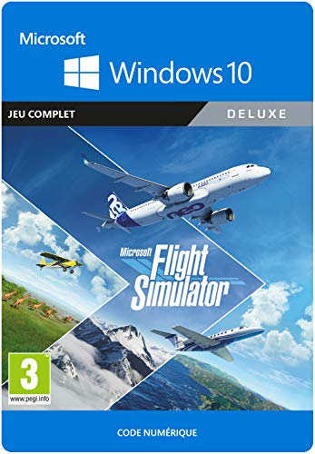 Microsoft Flight Simulator Deluxe Edition | Téléchargement PC - Code