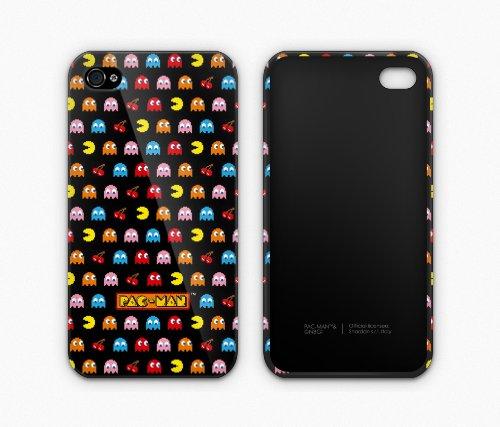 Funda Protectora del iPhone Pac-Man para el iPhone 4 / 4S - Colores
