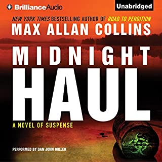 Midnight Haul audiobook cover art