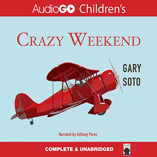 Crazy Weekend audiobook cover art