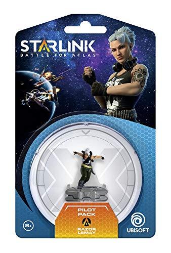 Ubisoft 011961 Modulaire Speelgoed Voor Starlink: Battle For Atlas; Razor Lemay Pilot Pack (Ps4)