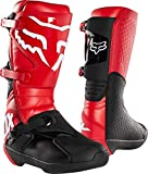 Fox Men's Boots (Flame Red, us_6)