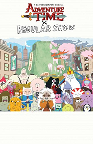 Adventure Time/Regular Show