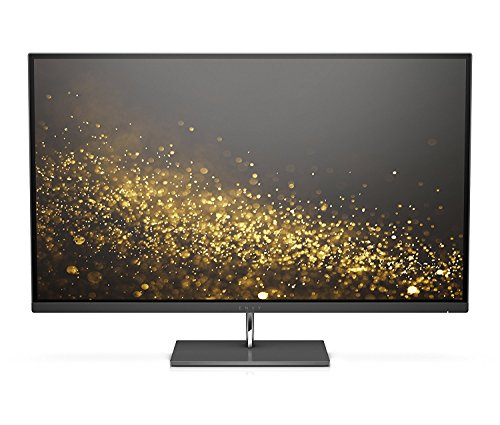 HP Envy 27-inch UHD 4K IPS Monitor with Micro-Edge Bezel and AMD FreeSync (Black)