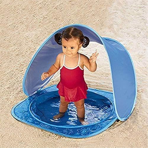 LLVV Outdoor Draagbare Tent Opvouwbare Kinderen Strand Splash Cover Baby Entertainment Speel Snelheid Open Zonnescherm Tent