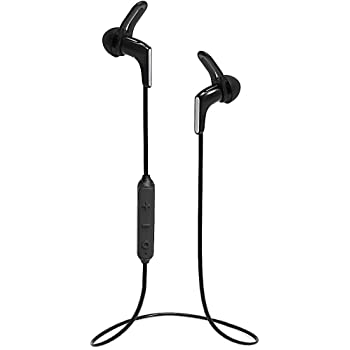 Avantree HS134 Mini Bluetooth 5.0 Earbuds for Small Ears Canals with Mic for PC Cellphones, Super Light, IPX7 Water Resistant Wireless Earphones, Up to 13H Playtime for Home Sport Workout Gym