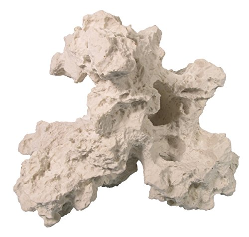 ORBIT OB-5693 Lochstein, Dekostein, Felsen, Höhle, Stein-Nachbildung, Aquarien Dekoration, Polyresin, Sansibar Rock X-Large