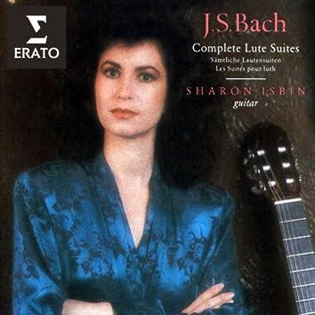 Bach - Complete Lute Suites