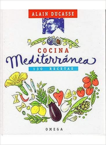 COCINA MEDITERRANEA (VARIOS-COCINA Y HOGAR)