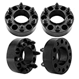 TRIBLE SIX 4PCS 6 Lug Hubcentric Wheel...