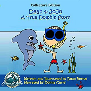 Dean and JoJo: A True Dolphin Story cover art