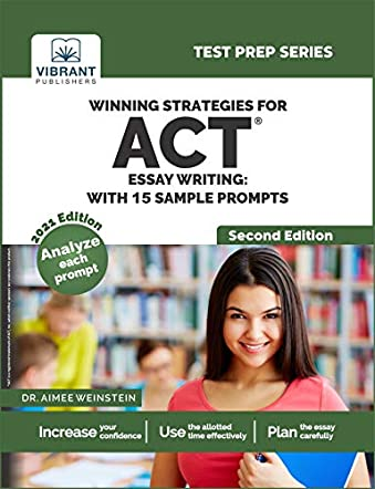 Winning Strategies For ACT Essay Writing