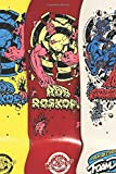 80's Skateboard decks: Daily Diary / journal / notebook to write in and record your thoughts.