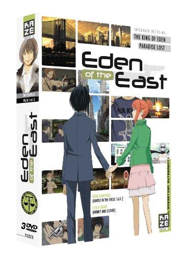 Eden of the east - intégrale des Films (The King of Eden et Paradise Lost)
