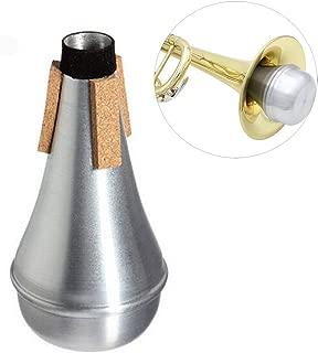 StyleZ Lightweight Aluminum Practice Trumpet Mute Silencer For Jazz Horn Instrusment Accessory