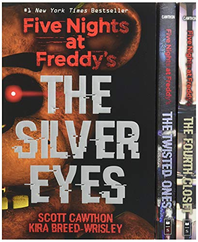 Five Nights at Freddy's 3-book boxed set