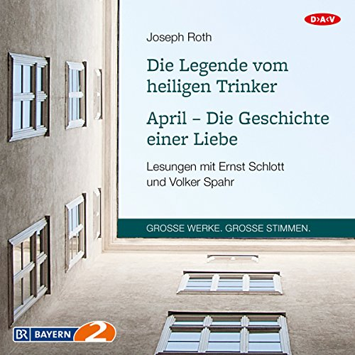 Die Legende vom heiligen Trinker / April: Die Geschichte einer Liebe Titelbild
