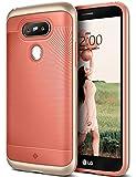 Caseology Funda LG G5, [Serie Wavelength]. Fina Proteccion de Doble...