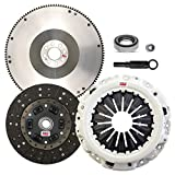 350z stage 2 clutch and flywheel - ClutchMaxPRO Performance Stage 2 Clutch Kit with Flywheel Compatible with 03-06 Infiniti G35, 2007 G35 2 Door Coupe, 03-06 Nissan 350Z VQ35DE