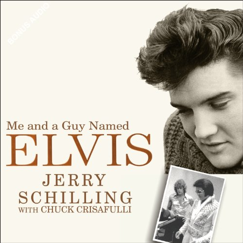 Me and a Guy Named Elvis audiobook cover art