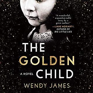 The Golden Child audiobook cover art