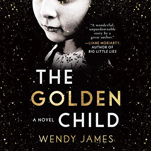 The Golden Child audiobook cover art