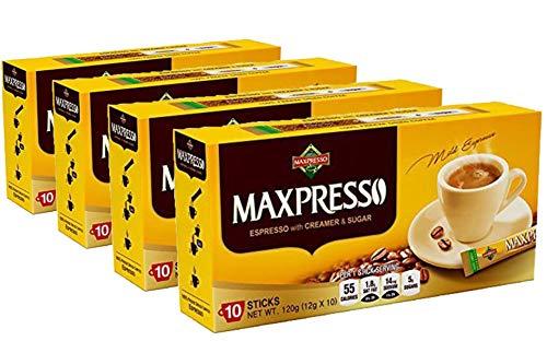 Maxpresso Instant Coffee, Espresso