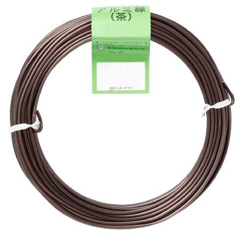 ハナカツ アルミ線 カラー 300g 4.5mm