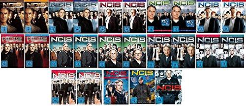 Navy CIS / NCIS Staffel 1 bis 14 (1.1 - 11.2 + 12 + 13 +14) im Set - Deutsche Originalware [84 DVDs]