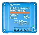 Victron Energy 8719076025306 Controlador de carga solar, MPPT, 75/10, 75/15 y 100/15,...