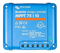 Victron BlueSolar MPPT 75/10 Charge Controller