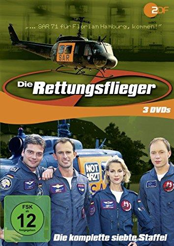 Die Rettungsflieger - Die komplette siebte Staffel [3 DVDs]