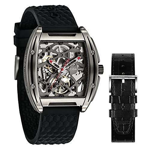 CIGADesign Skeleton Watch Mechanical