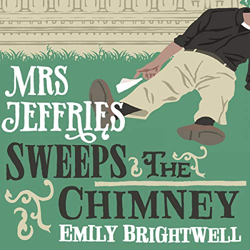 Mrs Jeffries Sweeps the Chimney audiobook cover art
