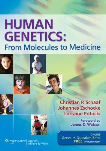 Human Genetics: From Molecules to Medicine