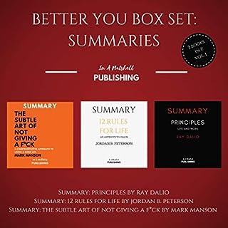 Better You Boxset: Summaries: 3 Books in 1! (Vol. 1) Titelbild