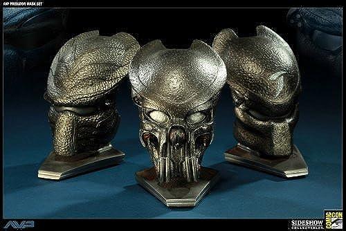 excelentes precios Sideshow SDCC Projoator Projoator Projoator Mask Set Scaled Replica by Sideshow  barato y de alta calidad