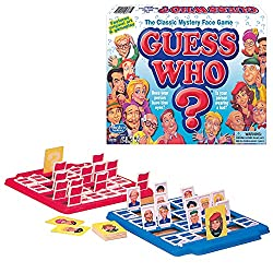 Guess who? Gift ideas for the letter G, that's who!