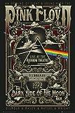 Pink Floyd - Poster - Rainbow Theatre + Ü-Poster