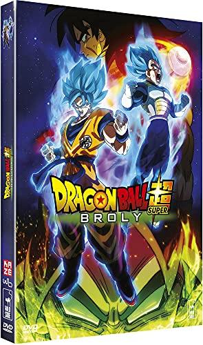 Dragon ball super - broly [FR Import]