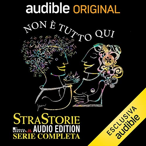 StraStorie Audio Edition. Serie completa audiobook cover art