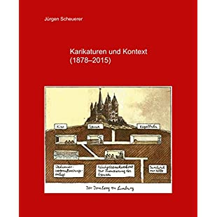 Karikaturen und Kontext (1878-2015) (German Edition)