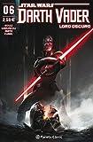 Star Wars Darth Vader Lord Oscuro nº 06/25 (Star Wars: Cómics Grapa Marvel)